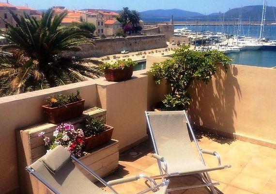 Hotel la terrazza sul porto alghero bed breakfast alghero rates